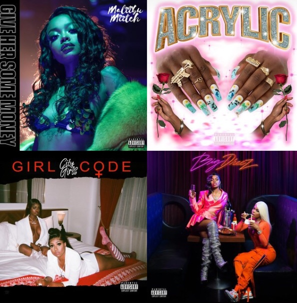 PLAYLIST – All About Her Shmoney